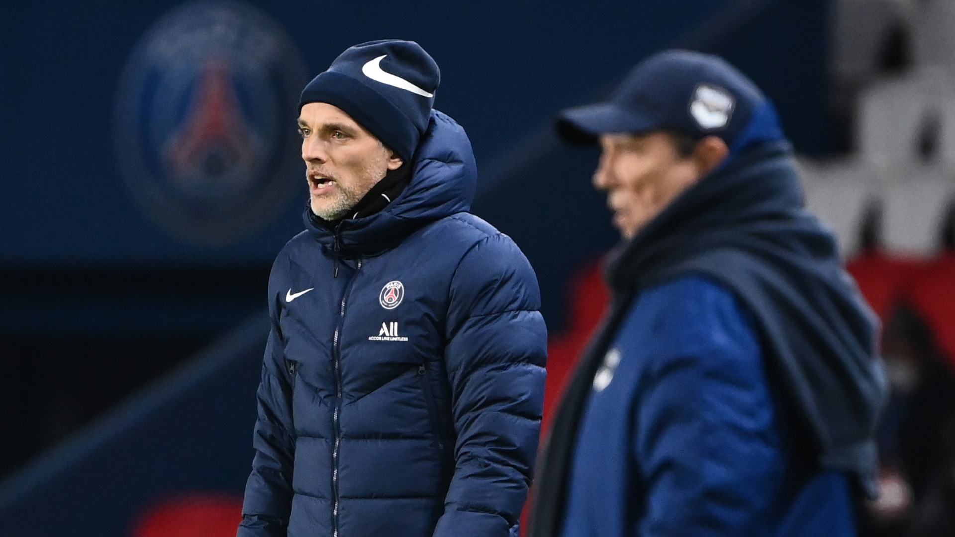 PSG stutter to a draw against Bordeaux