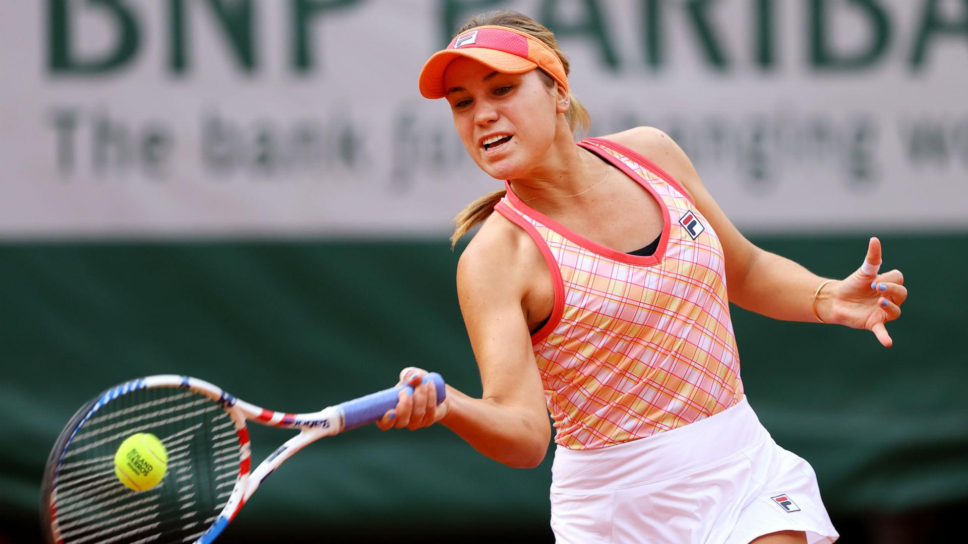 French Open 2020: Sofia Kenin wins all-American battle with Danielle  Collins   Sporting News Australia