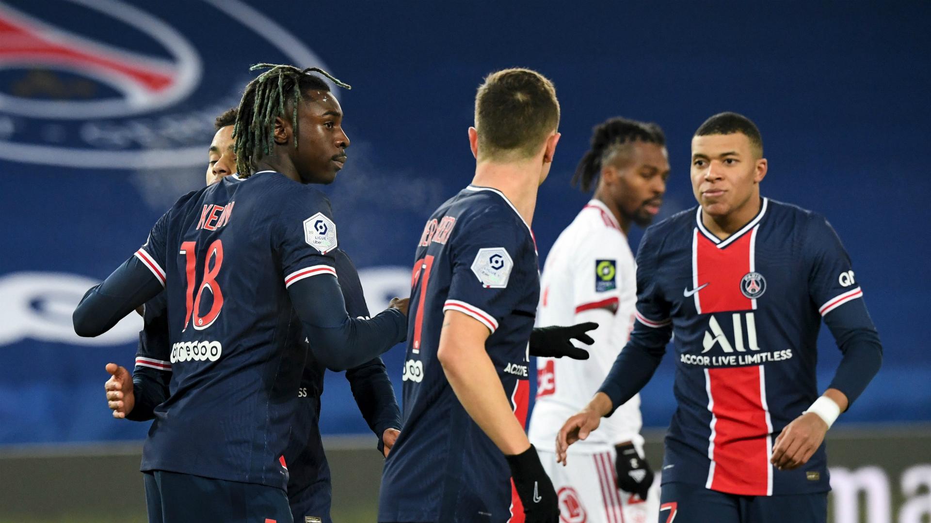 Psg V Brest Match Report 1 9 21 Ligue 1 Goal Com