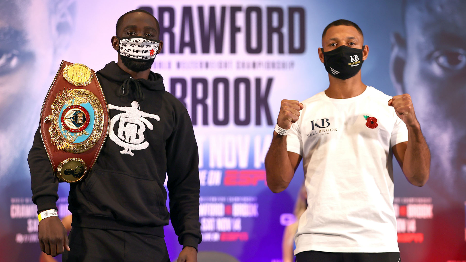 Terence Crawford vs. Kell Brook: 'Bud' aims to stay perfect against former world champion
