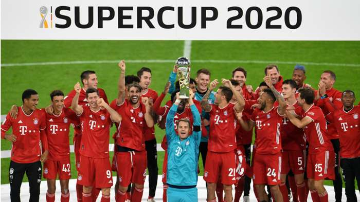 Bayern Munich Supercup - cropped