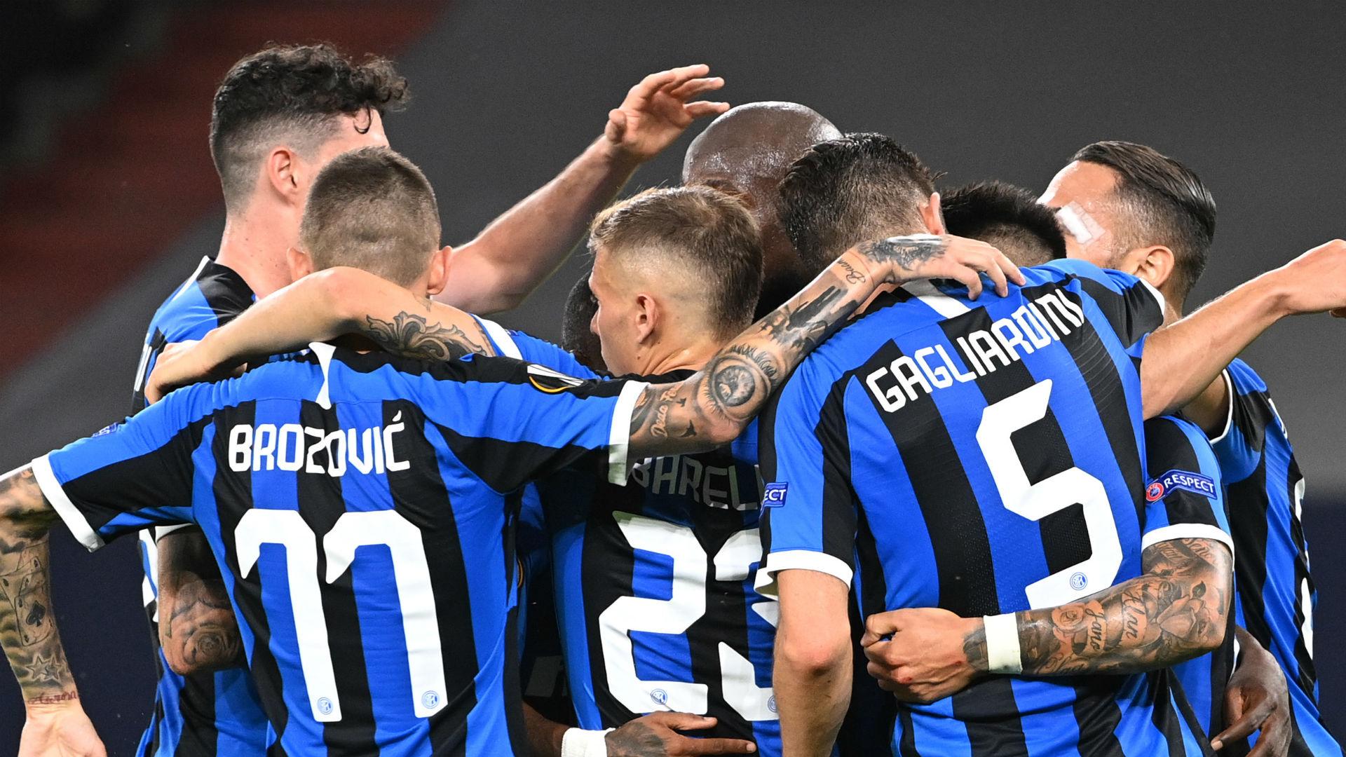 Romelu Lukaku And Christian Eriksen Send Inter Into Europa League Quarter-Finals