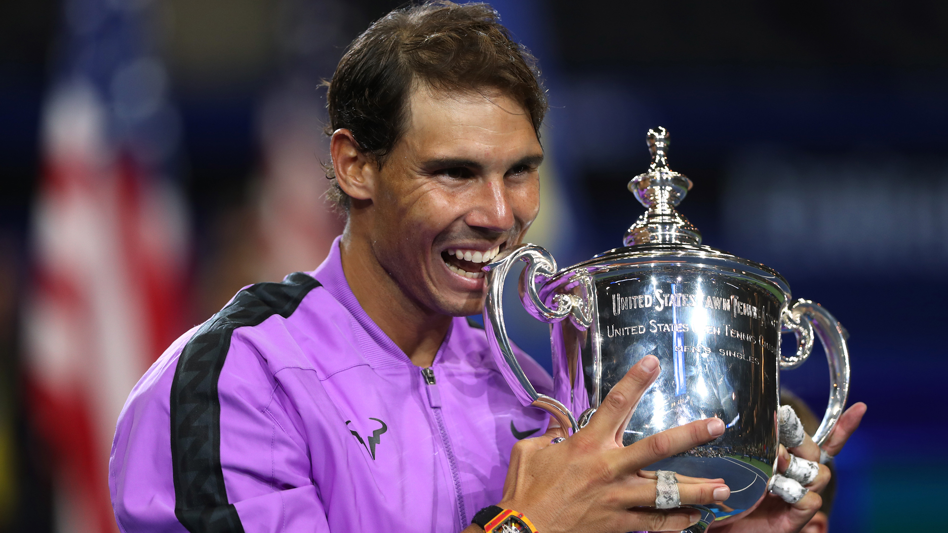 Rafael Nadal Pulls Out Of U S Open Due To Coronavirus Concerns We Still Don t Have Control Of It Sporting News Canada