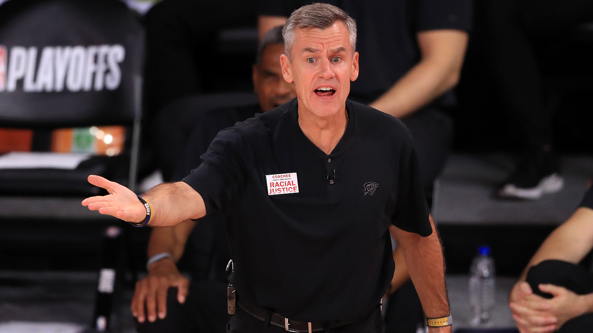 Thunder, Billy Donovan part ways after five seasons 1