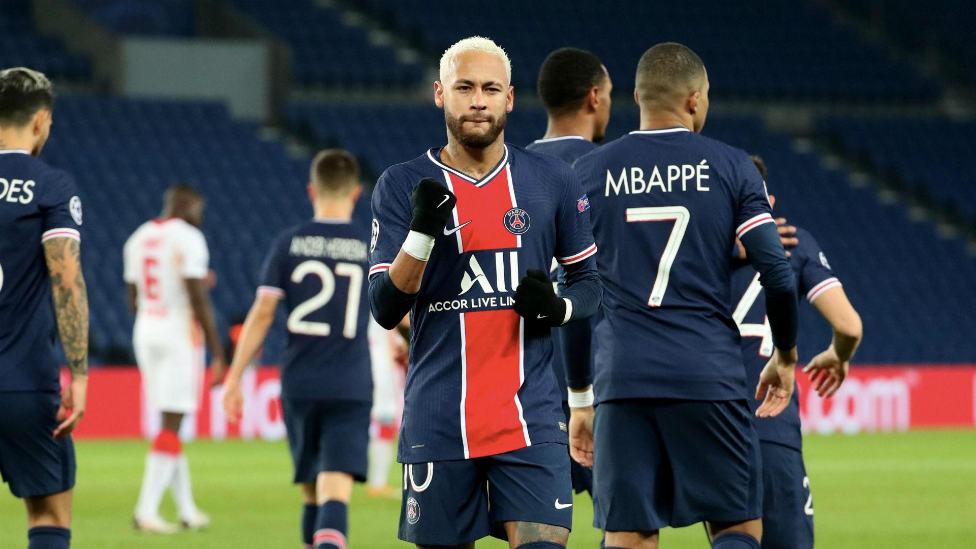 Paris Saint-Germain 1-0 RB Leipzig: Neymar penalty seals fortunate win