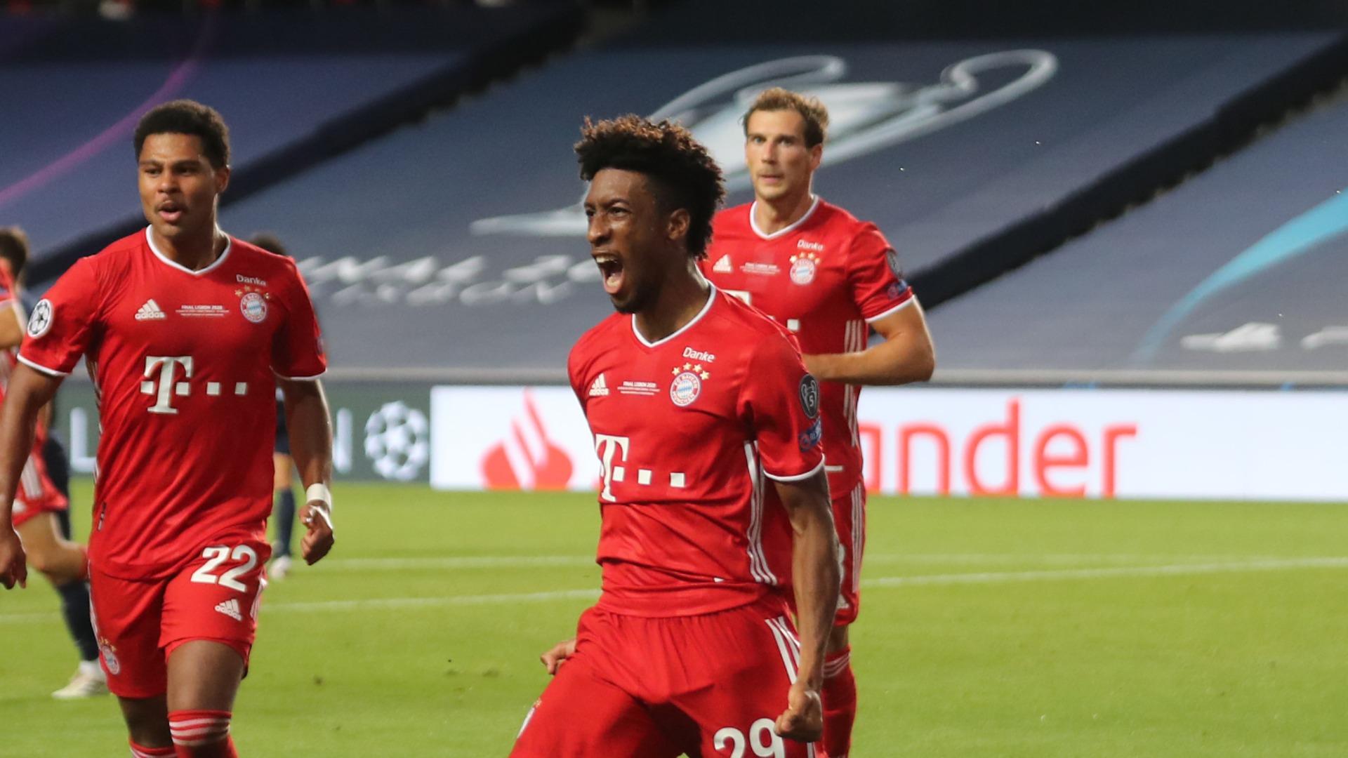 UEFA Champions League final: PSG 0-1 Bayern Munich ...