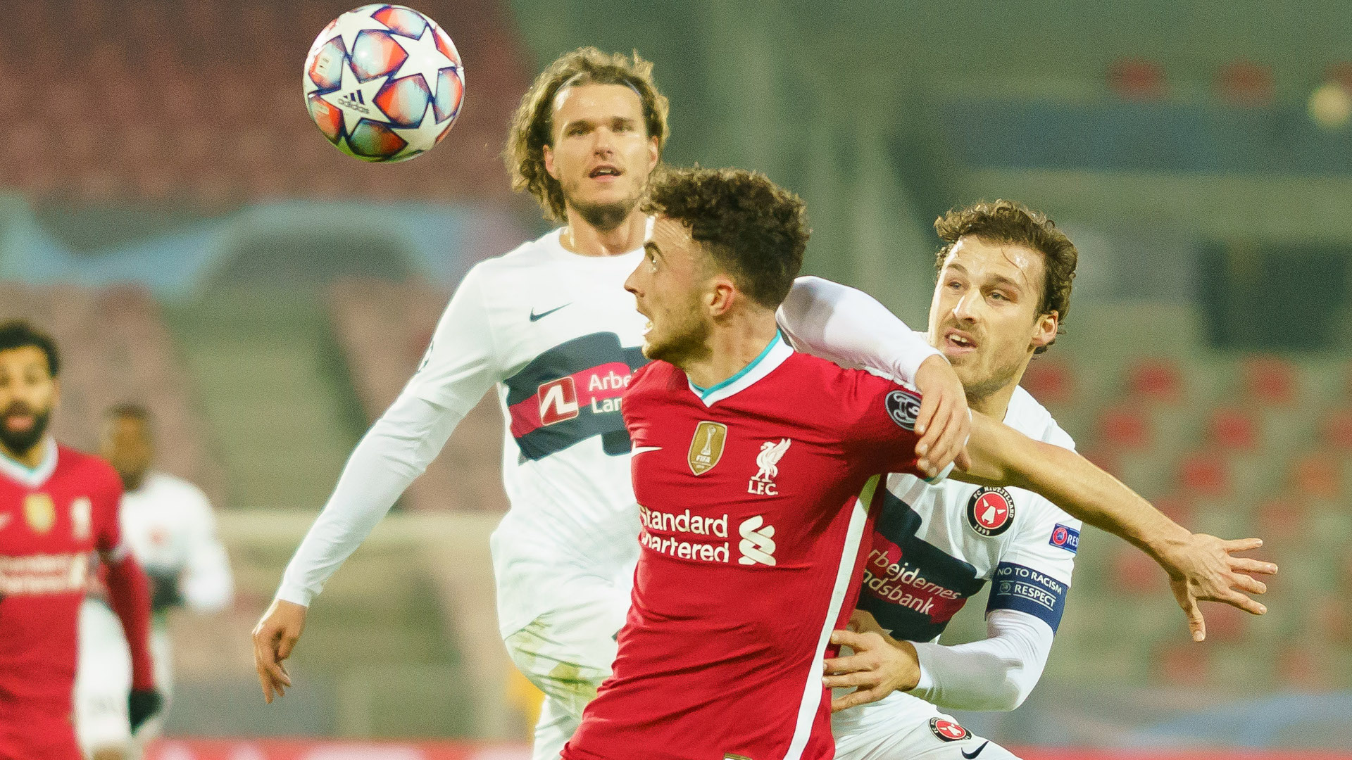 Midtjylland 1-1 Liverpool: Much-changed group winners held