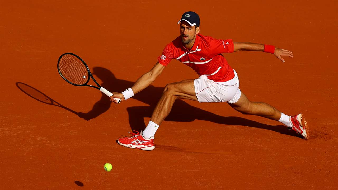 Novak Djokovic - cropped