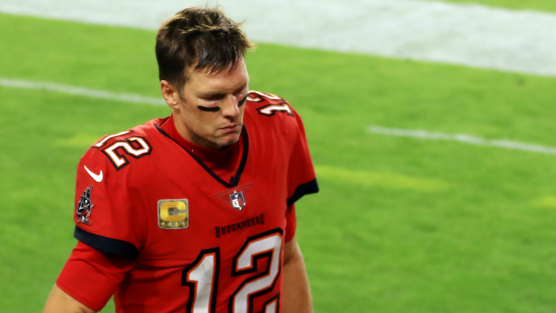 Tom Brady at loss for answers after Bucs' blowout loss to Drew Brees' Saints