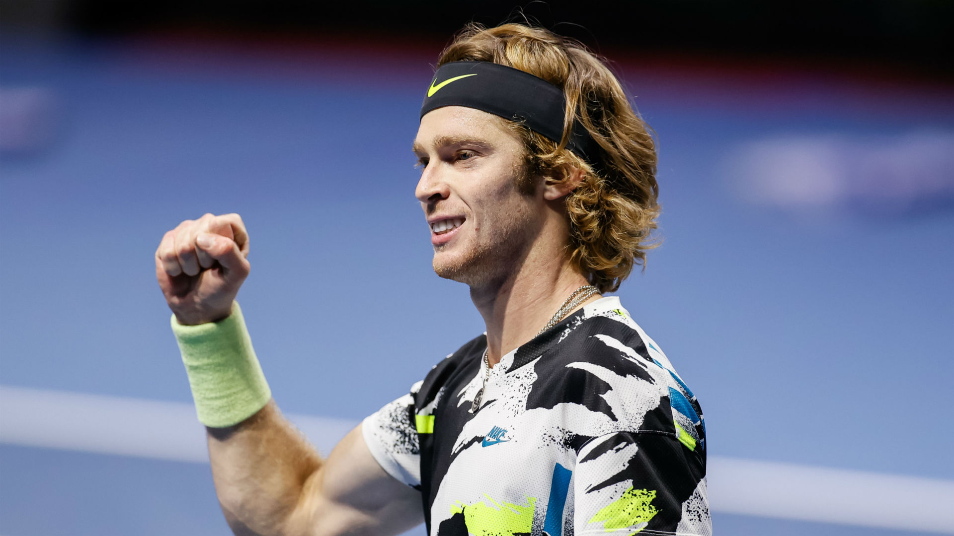 Rublev, Coric oust Shapovalov, Raonic in St. Petersburg Open semifinals