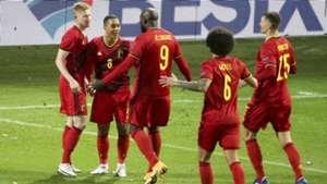 Belgium v England Match Report, 15/11/2020, UEFA Nations ...