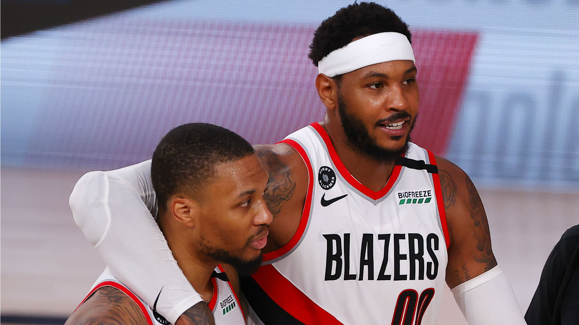 'Frustrated' Damian Lillard moves on from George-Beverley spat with 51-point game