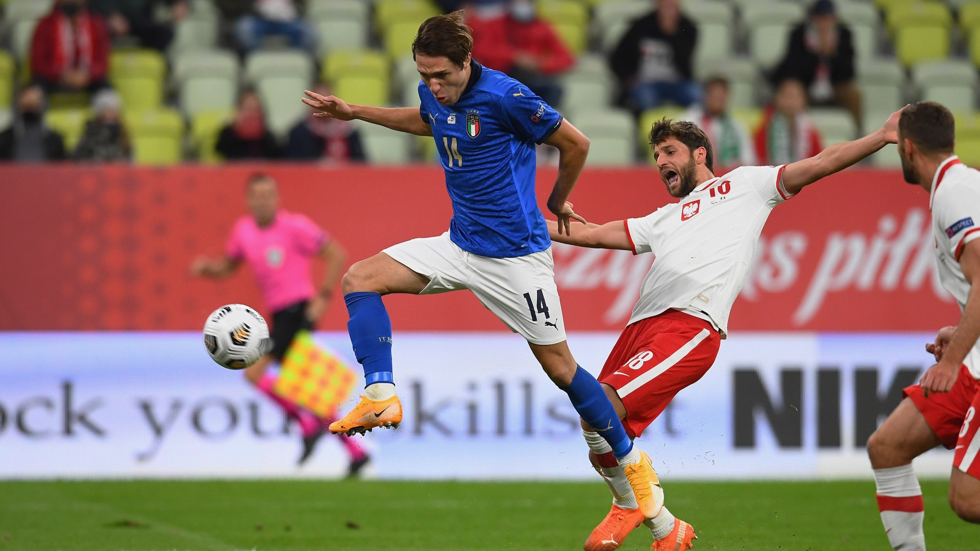 Poland 0-0 Italy: Poor finishing to blame as Azzurri are held