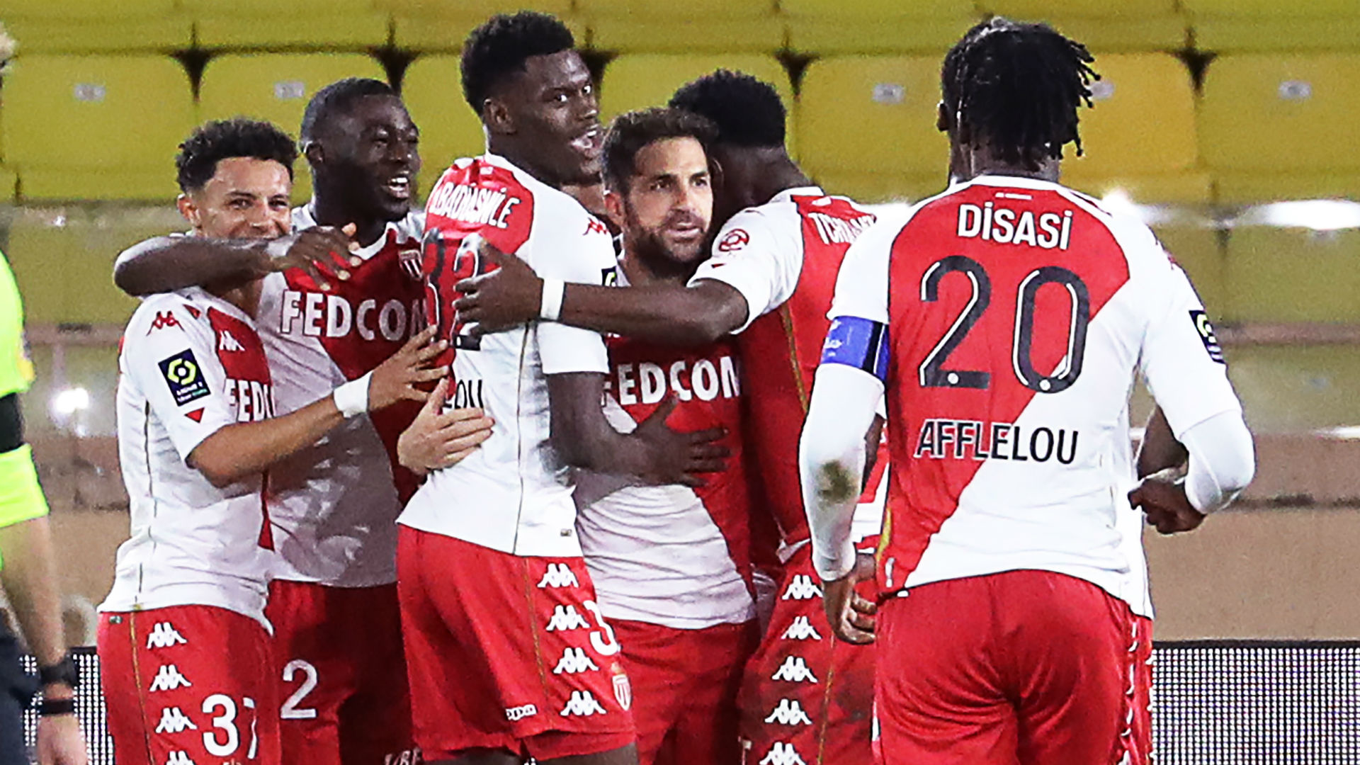 Monaco V Psg Match Report 20 11 2020 Ligue 1 Goal Com
