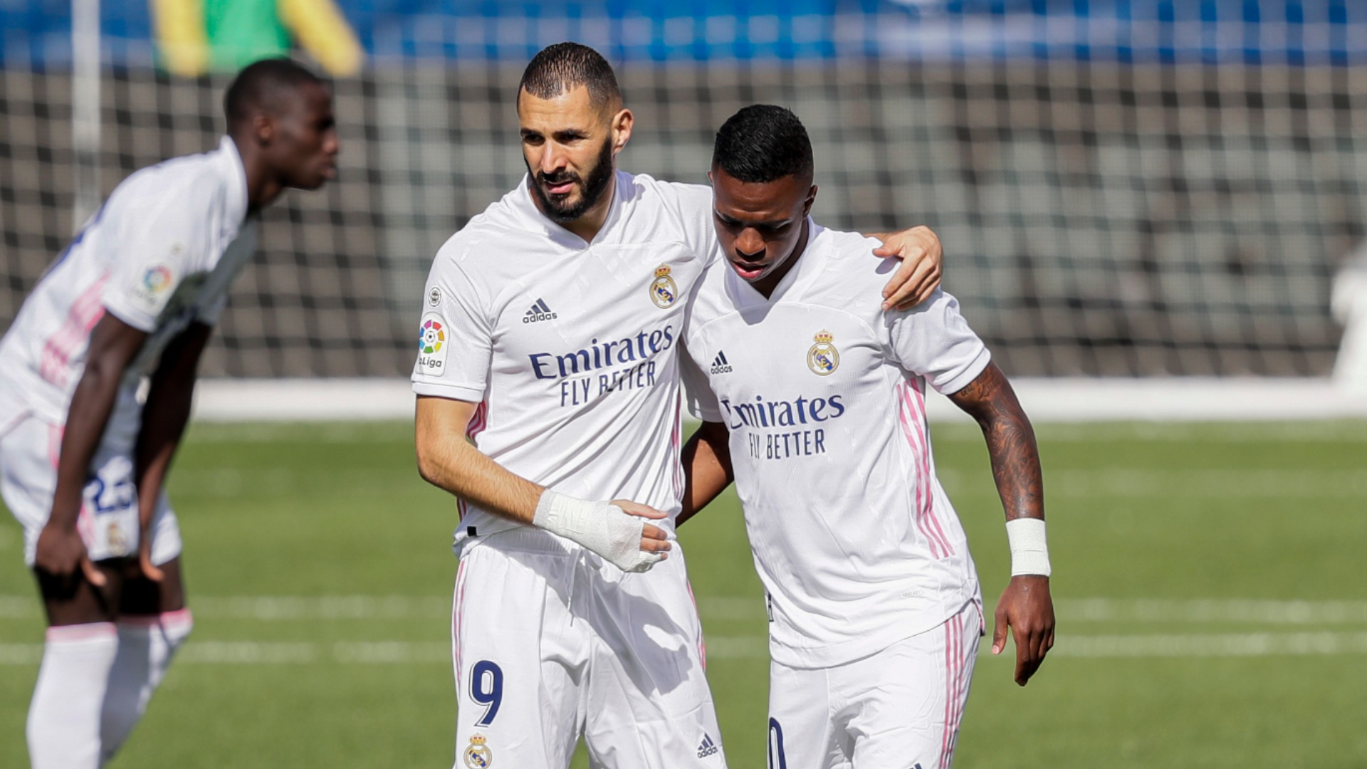 'They talked and it is perfect' - No issue between Benzema and Vinicius, insists Real Madrid manager Zidane