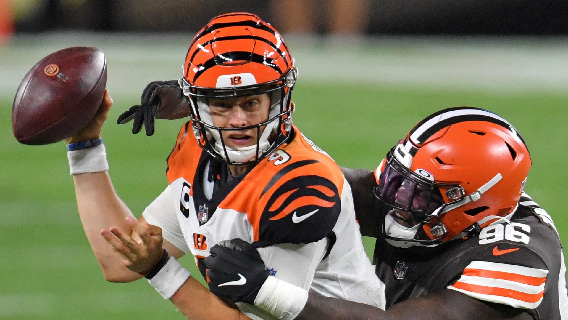 Cincinnati Bengals rookie Joe Burrow frustrated despite ...
