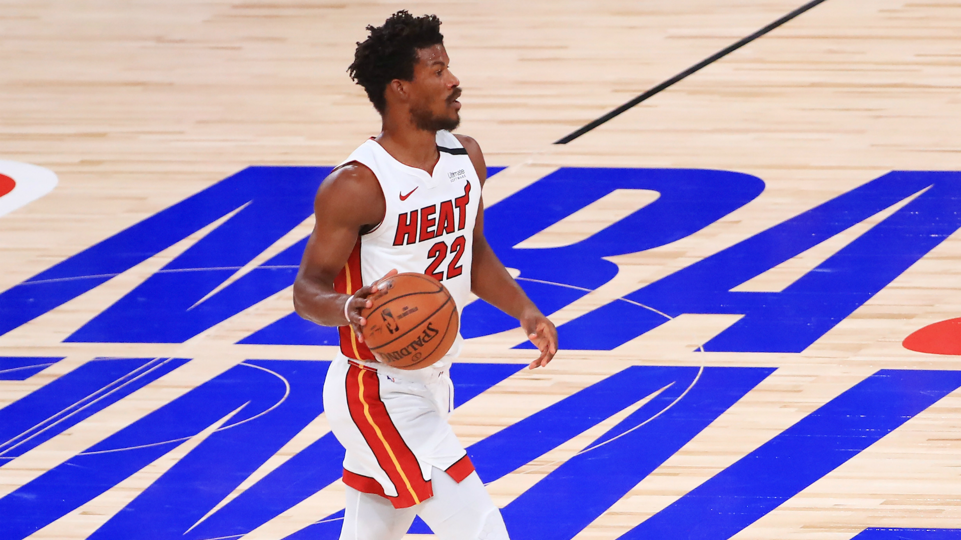 Heat's Jimmy Butler on dominating performance vs. Lakers: 'I left it all out there' 1