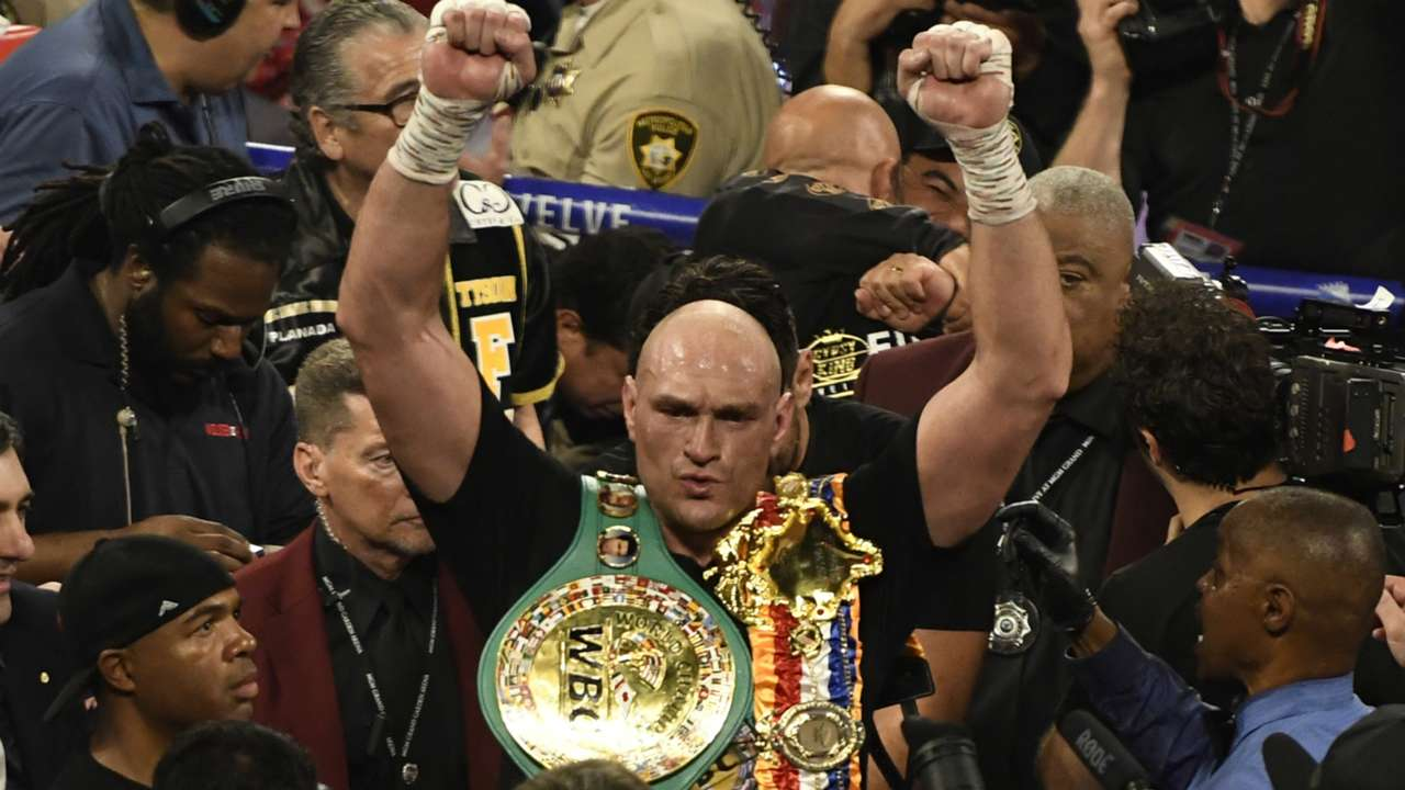 Tyson Fury - cropped