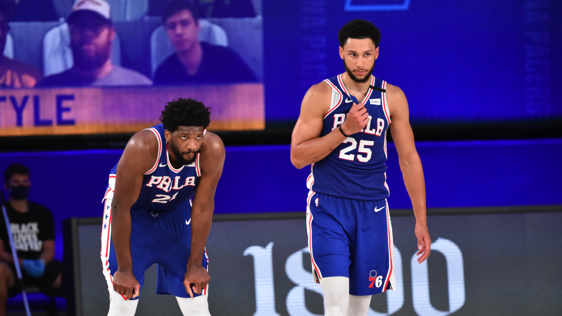 Joel Embiid, Ben Simmons 'absolutely can work together,' says new 76ers boss Daryl Morey