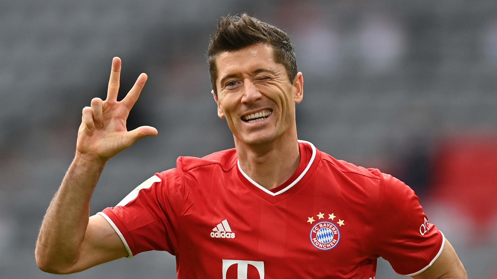 Lewandowski sets new Bundesliga record in Eintracht Frankfurt win