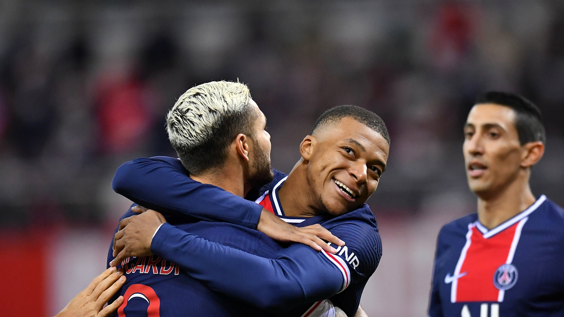 Stade de Reims vs. Paris Saint-Germain - Football Match Report