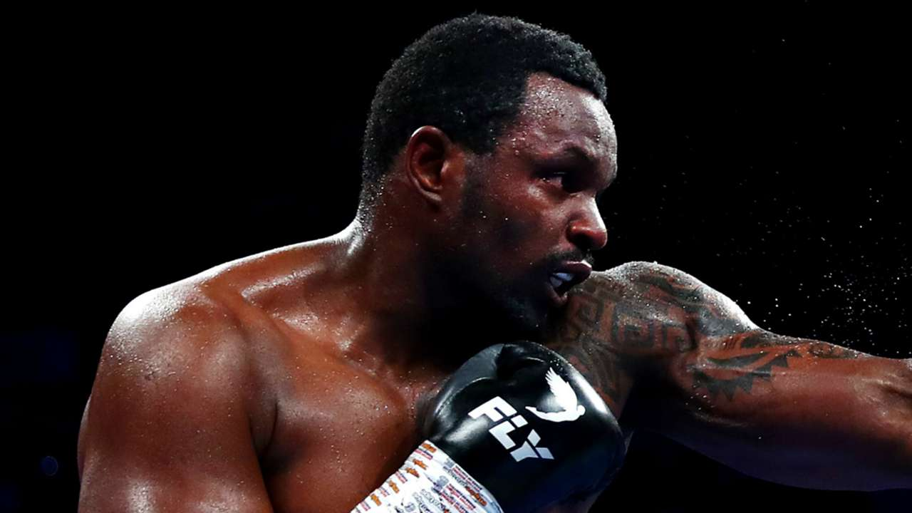 Dillian Whyte - cropped