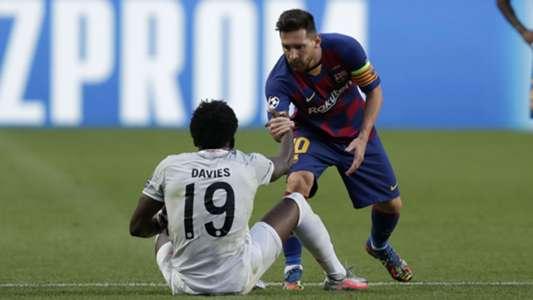 (Cúp C1) Sao mai Bayern kể chuyện đổi áo bất thành với Messi   Goal.com