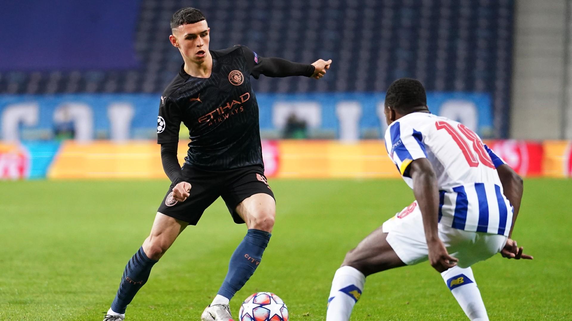 FC Porto vs. Manchester City - Football Match Report