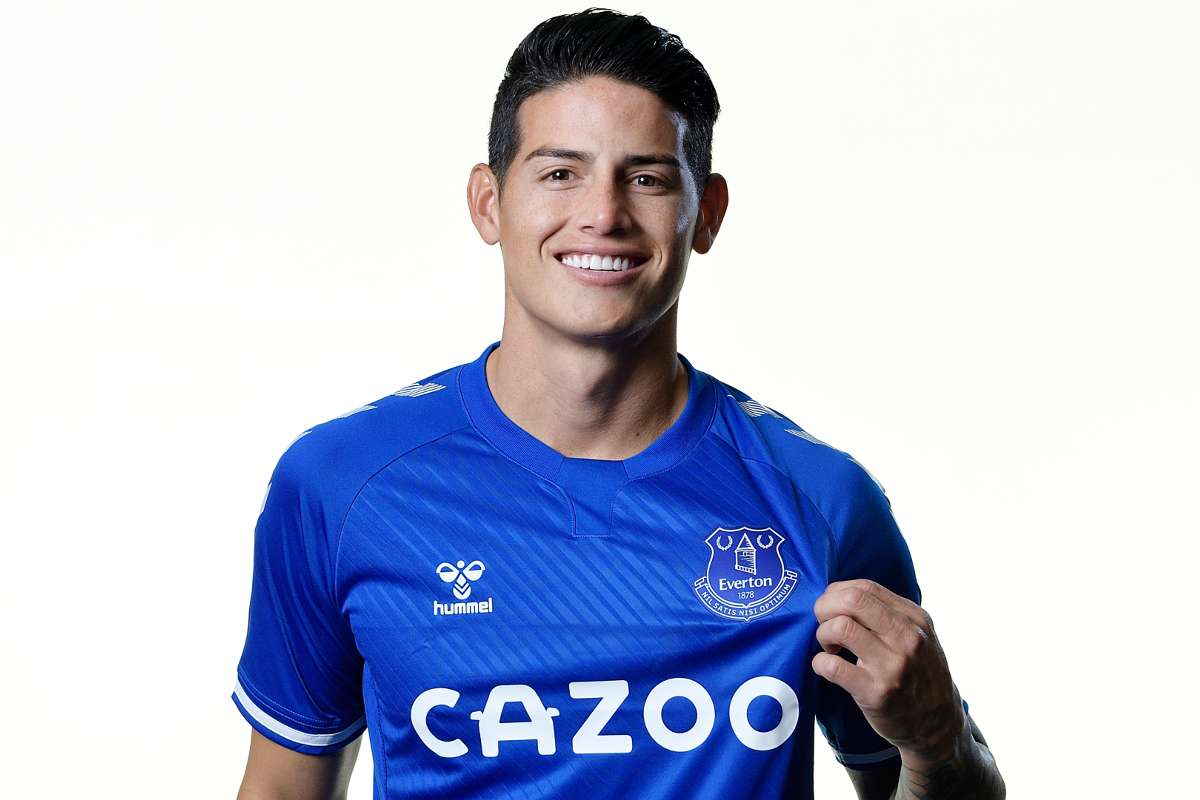 James Hopes Everton Can Sign More Big Names After 22m Move From Real Madrid Goal Com