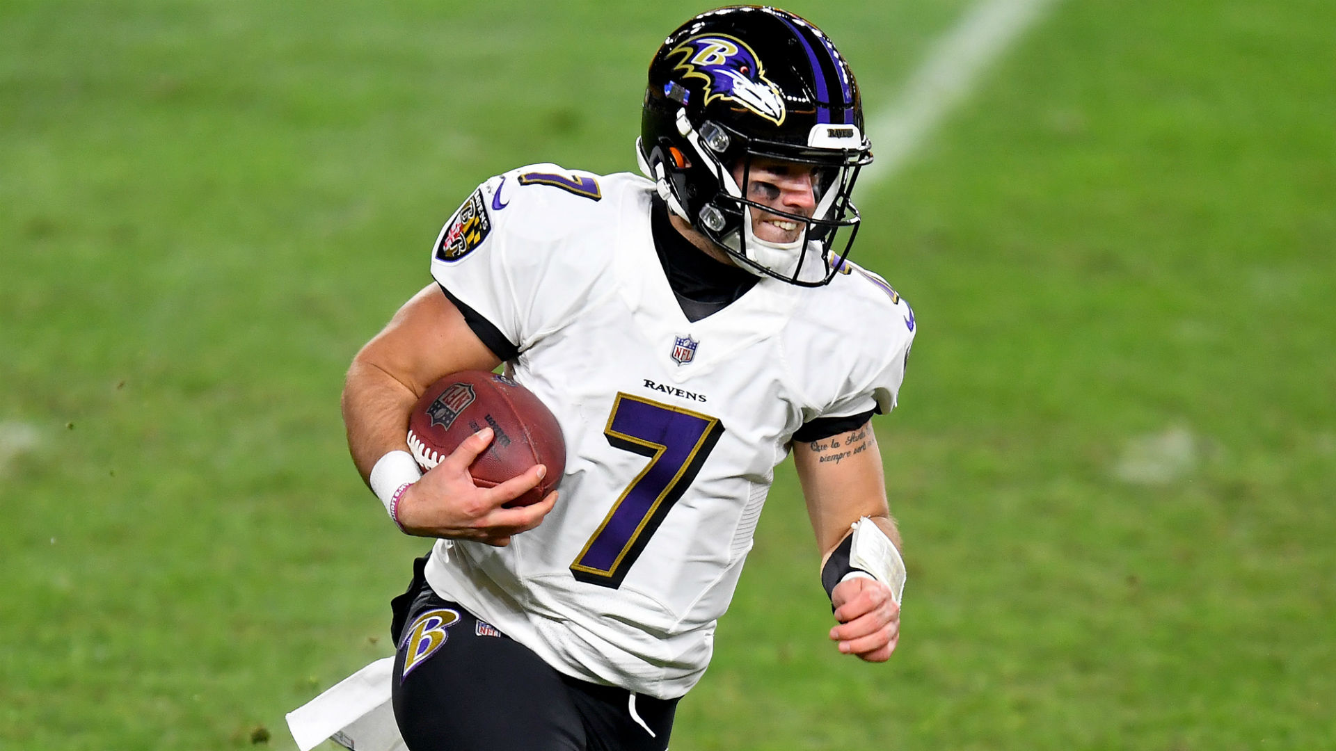 Ravens down to Trace McSorley at QB as injured Robert Griffin III ruled out