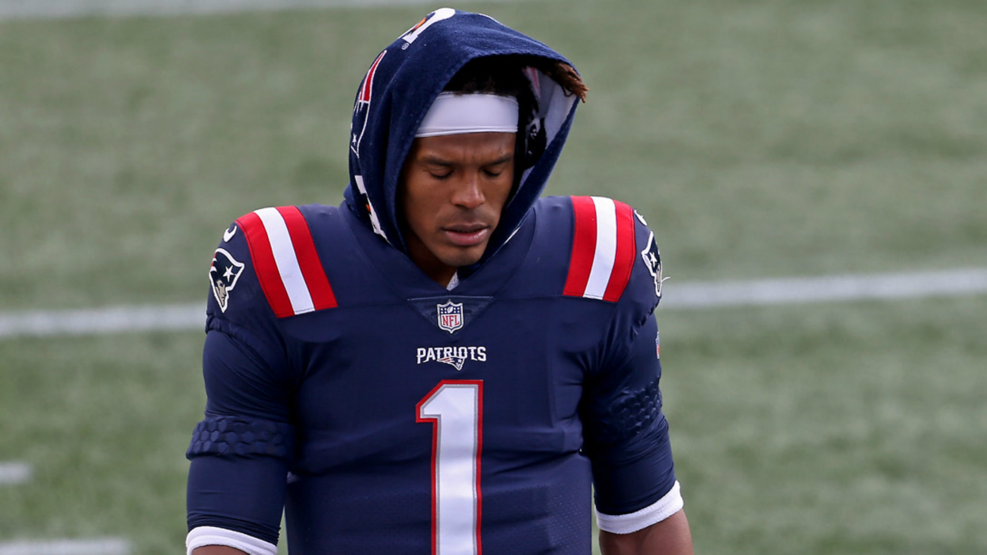 Cam Newton 'embarrassed,' worried about losing Patriots locker room during  slump | Sporting News