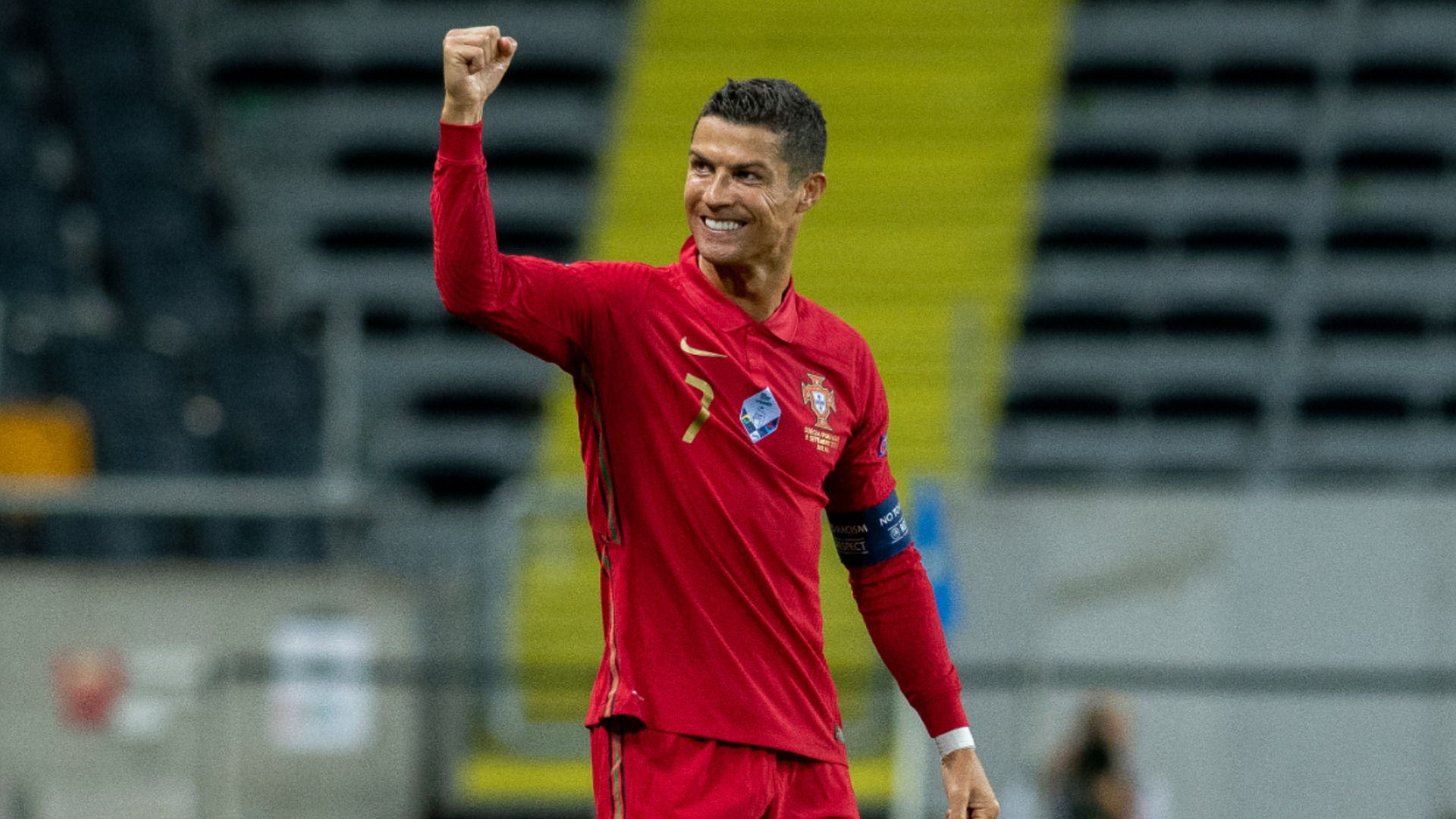 Sweden 0-2 Portugal: Ronaldo gets 100th international goal in stunning brace