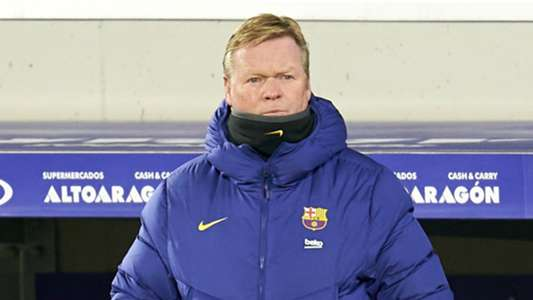 Koeman calls on Barcelona to bring in new striker