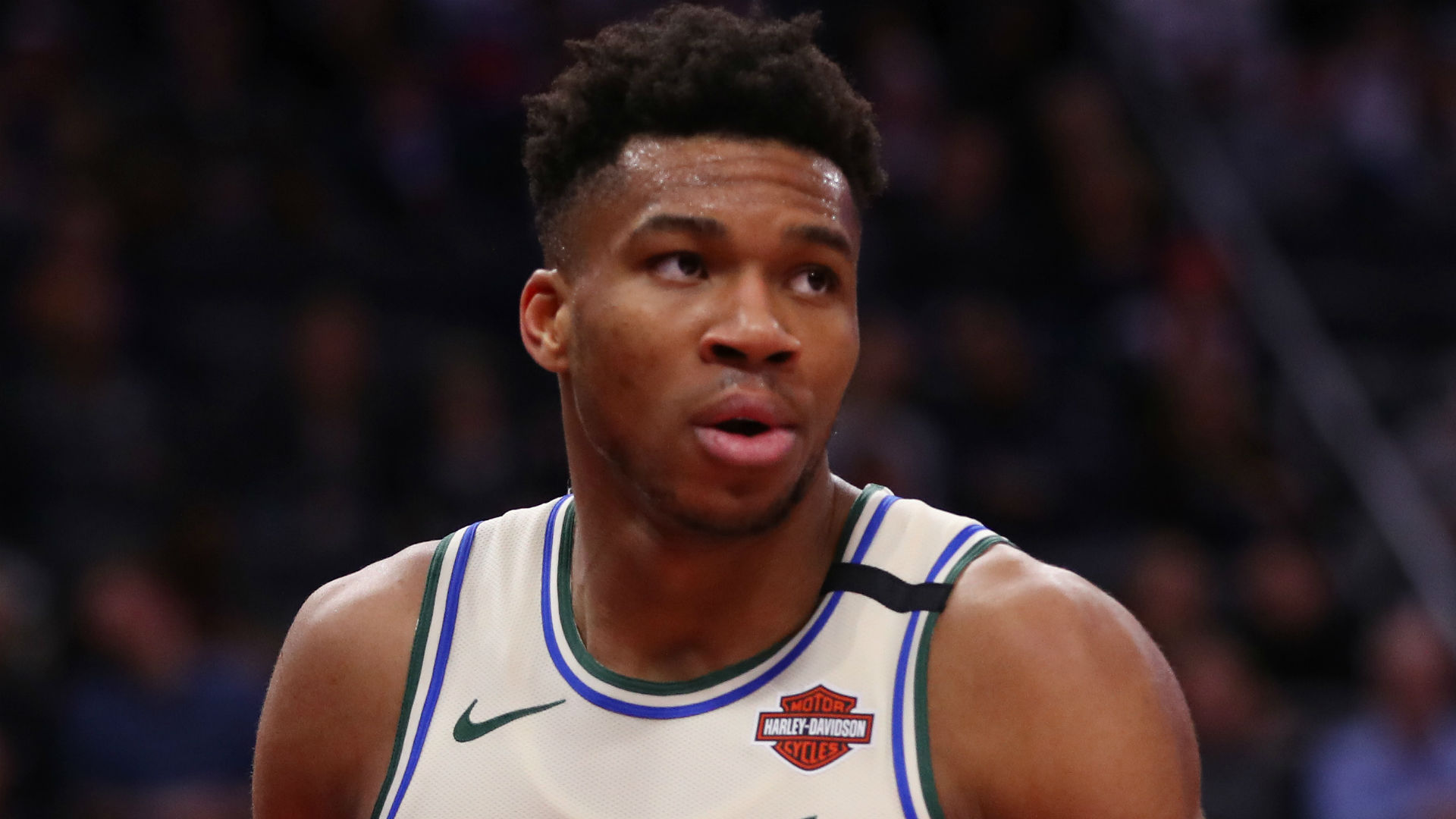 Giannis Antetokounmpo lists the one thing the Bucks needed in series vs. Magic 1