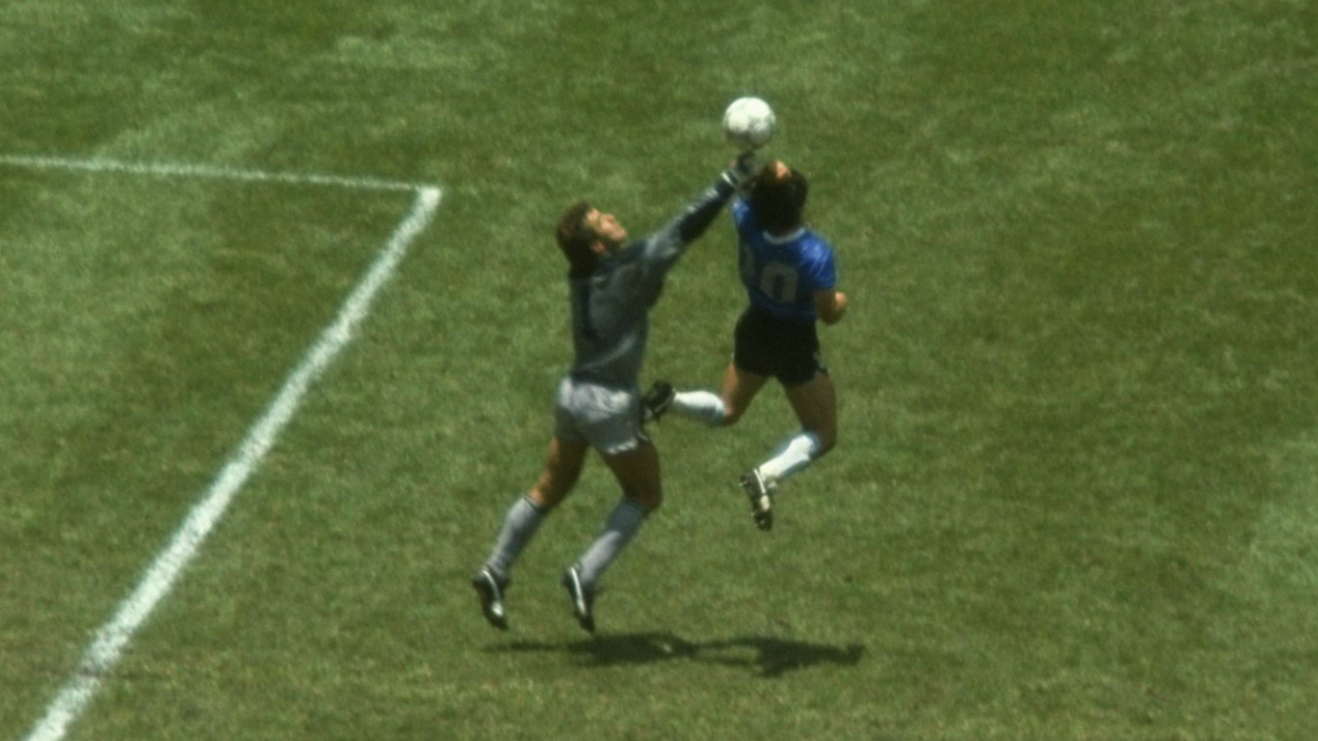 'Maradona had greatness in him but no sportsmanship' – England legend Shilton can't forgive 'Hand of God'