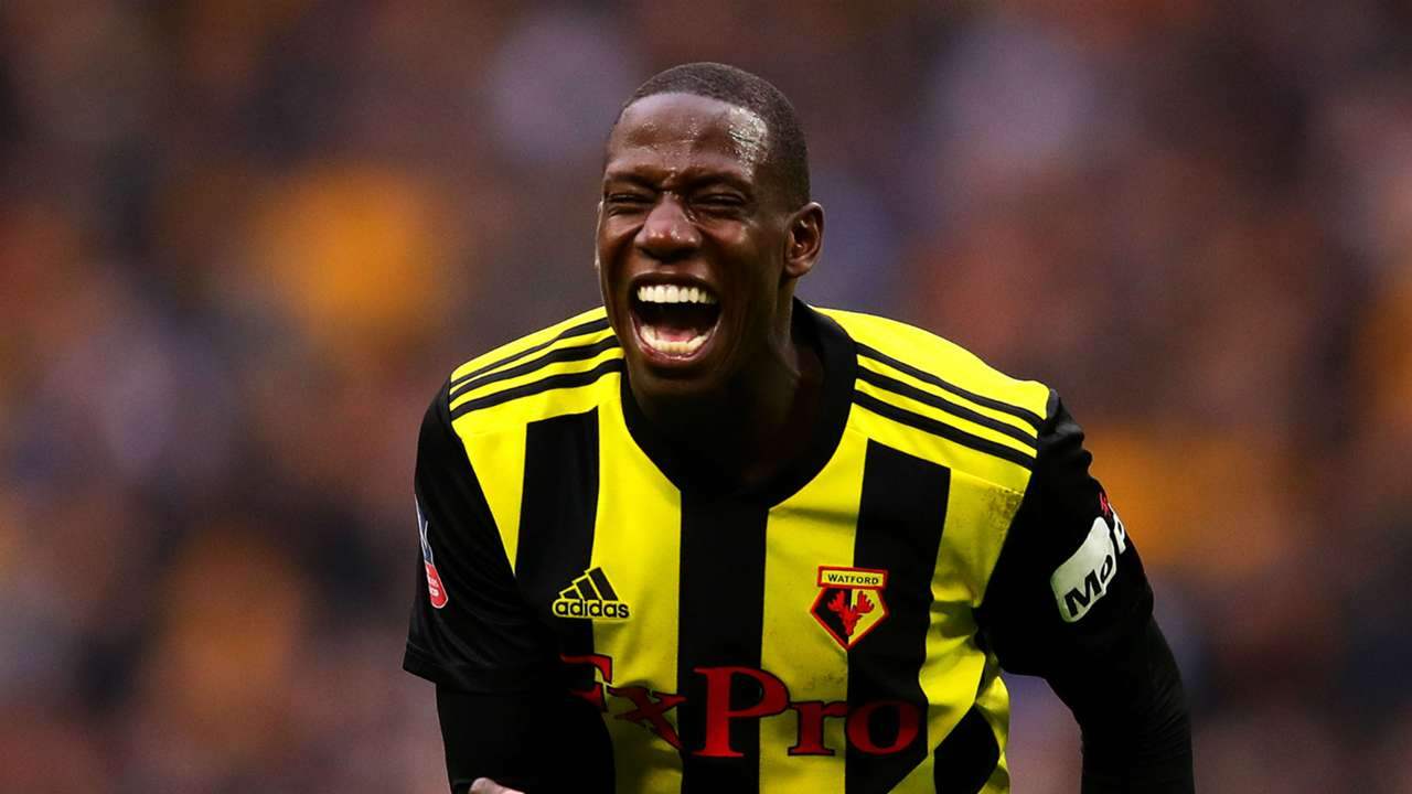 Doucoure - cropped