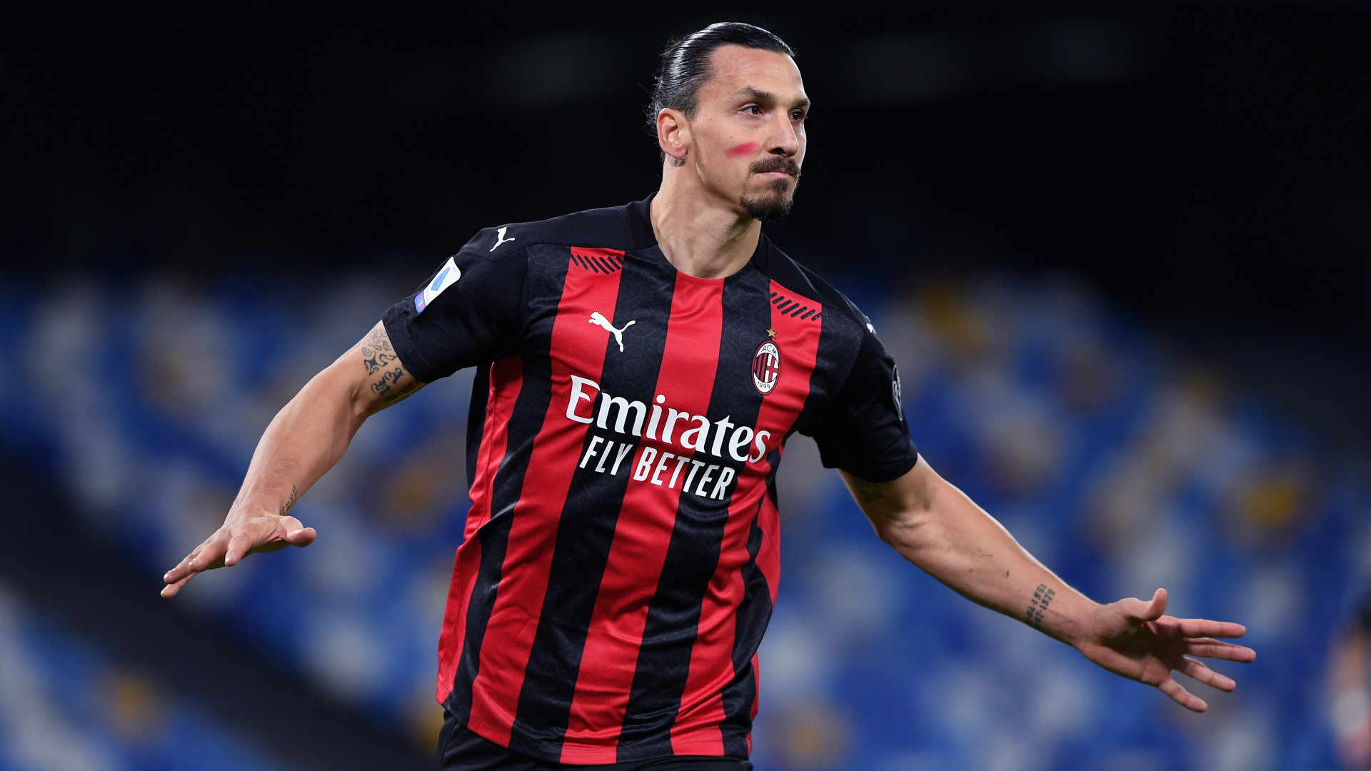 Ibrahimovic dismisses serious injury concerns and wants Sweden return