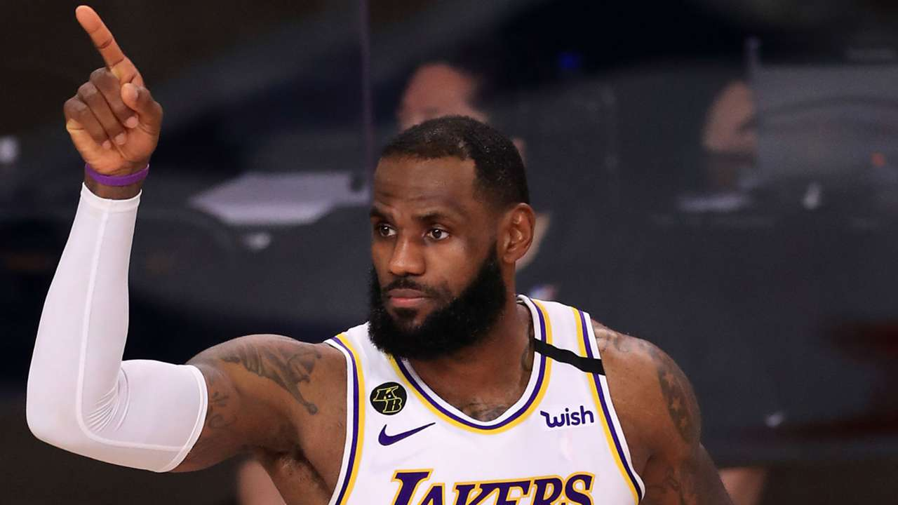 LeBron James - cropped