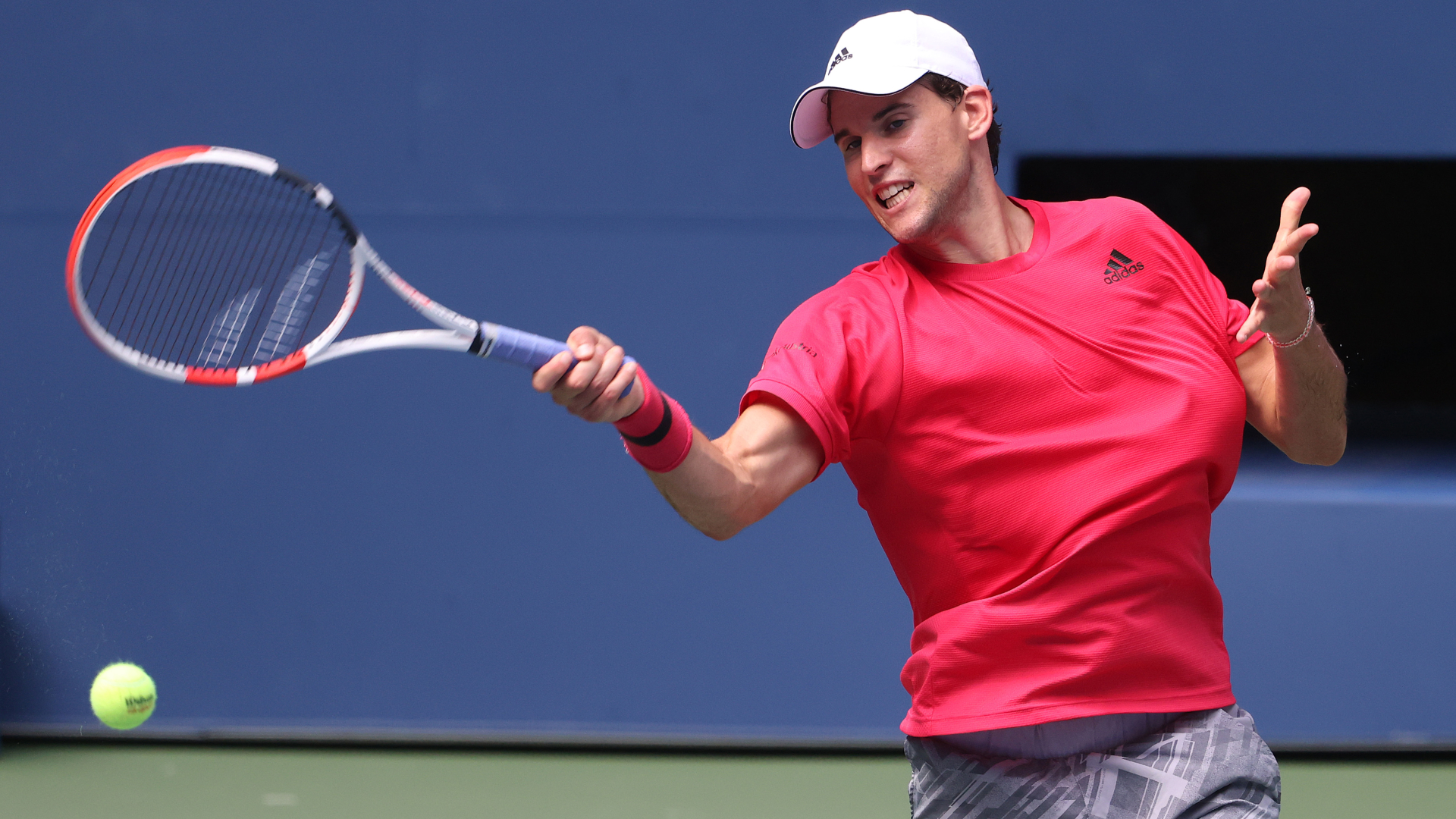 US Open 2020: Dominic Thiem annoyed by Red Bull incident 1