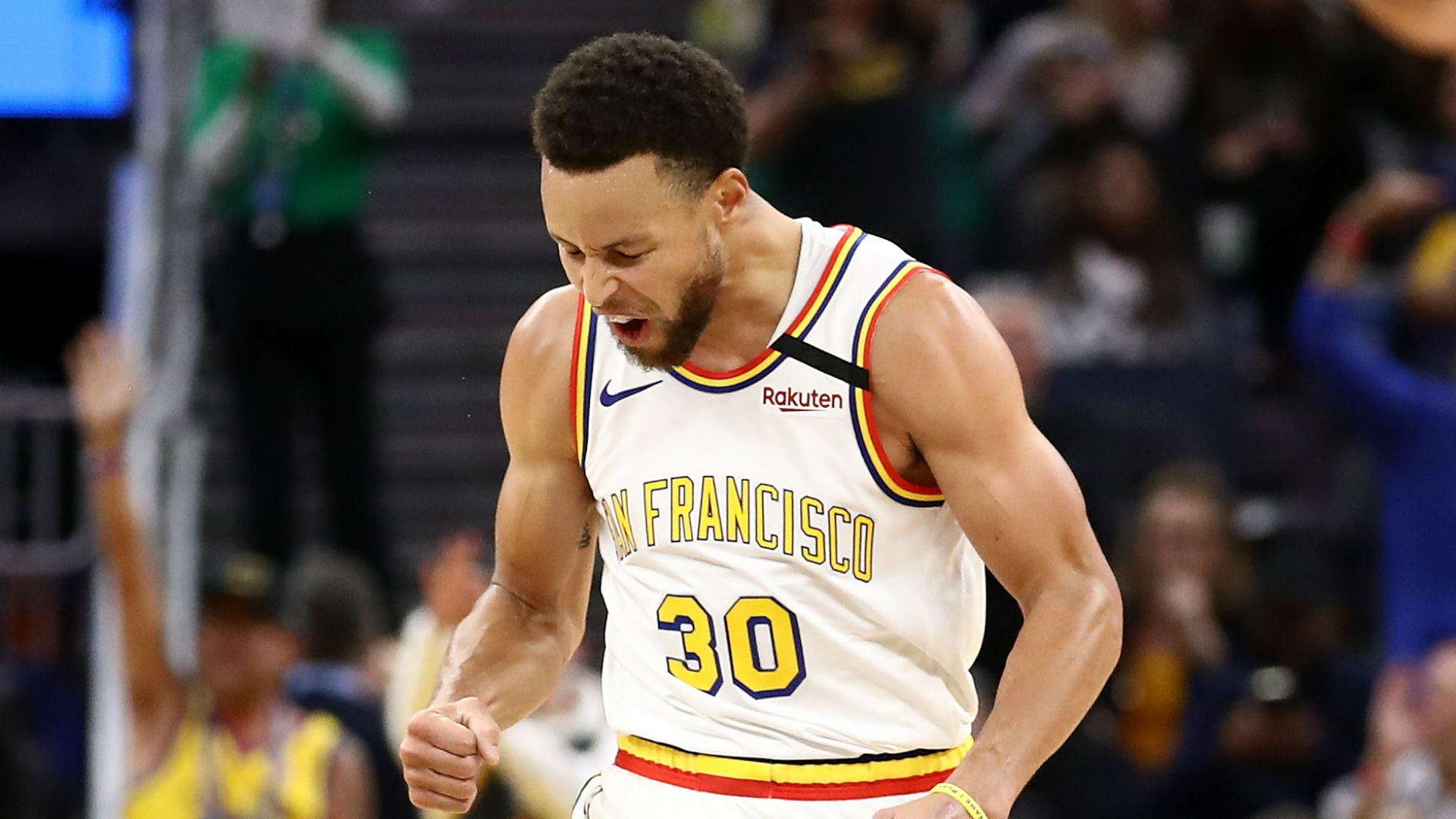 Stephen Curry wants to finish NBA career with Warriors