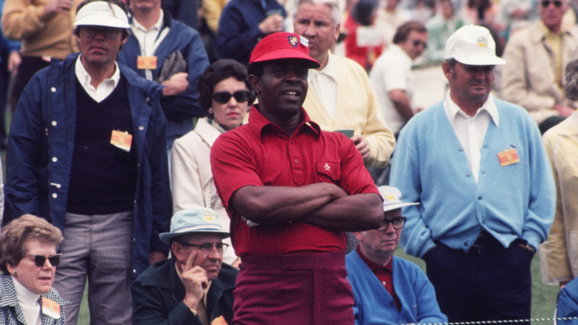 Lee Elder First Black Player At The Masters Named An Honorary 2021 Starter Sporting News