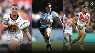 James Fisher Harris, Shaun Johnson, Zac Lomax