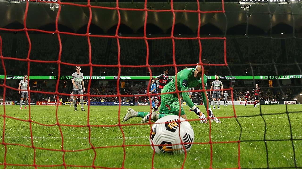 A-League goal