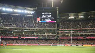 #NRL State of Origin crowd