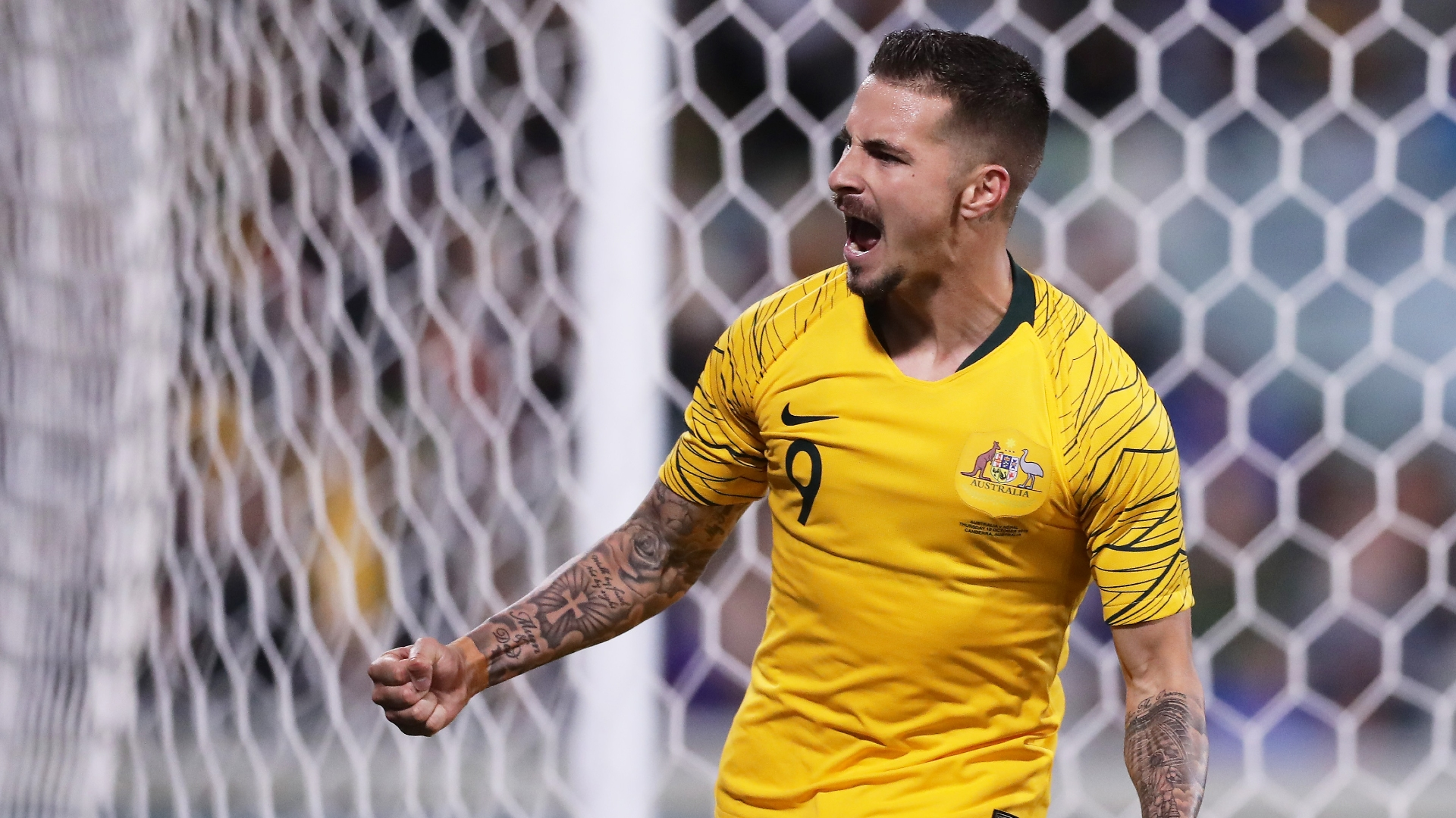 How to watch the Socceroos World Cup qualifiers in Australia