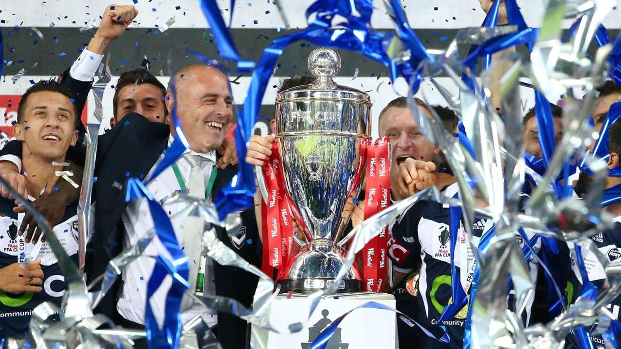 Melbourne Victory FFA Cup 2015