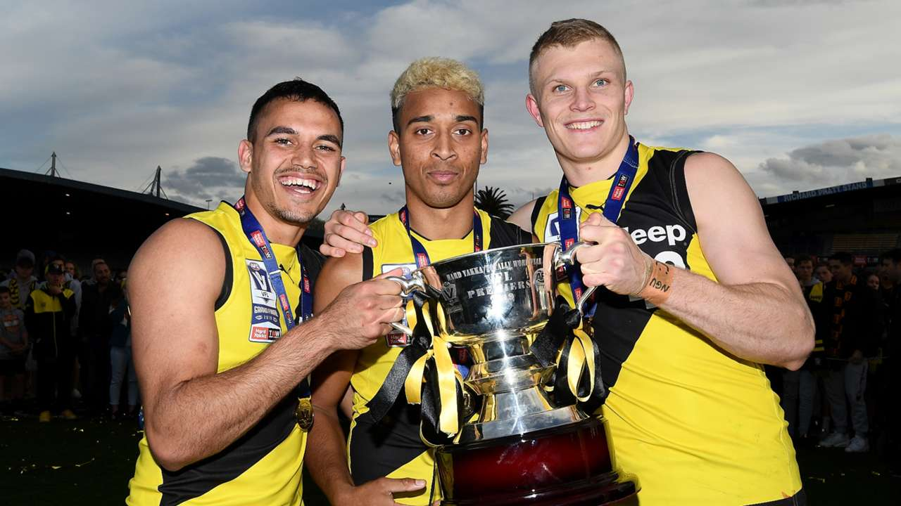 Richmond VFL Premiership 2019