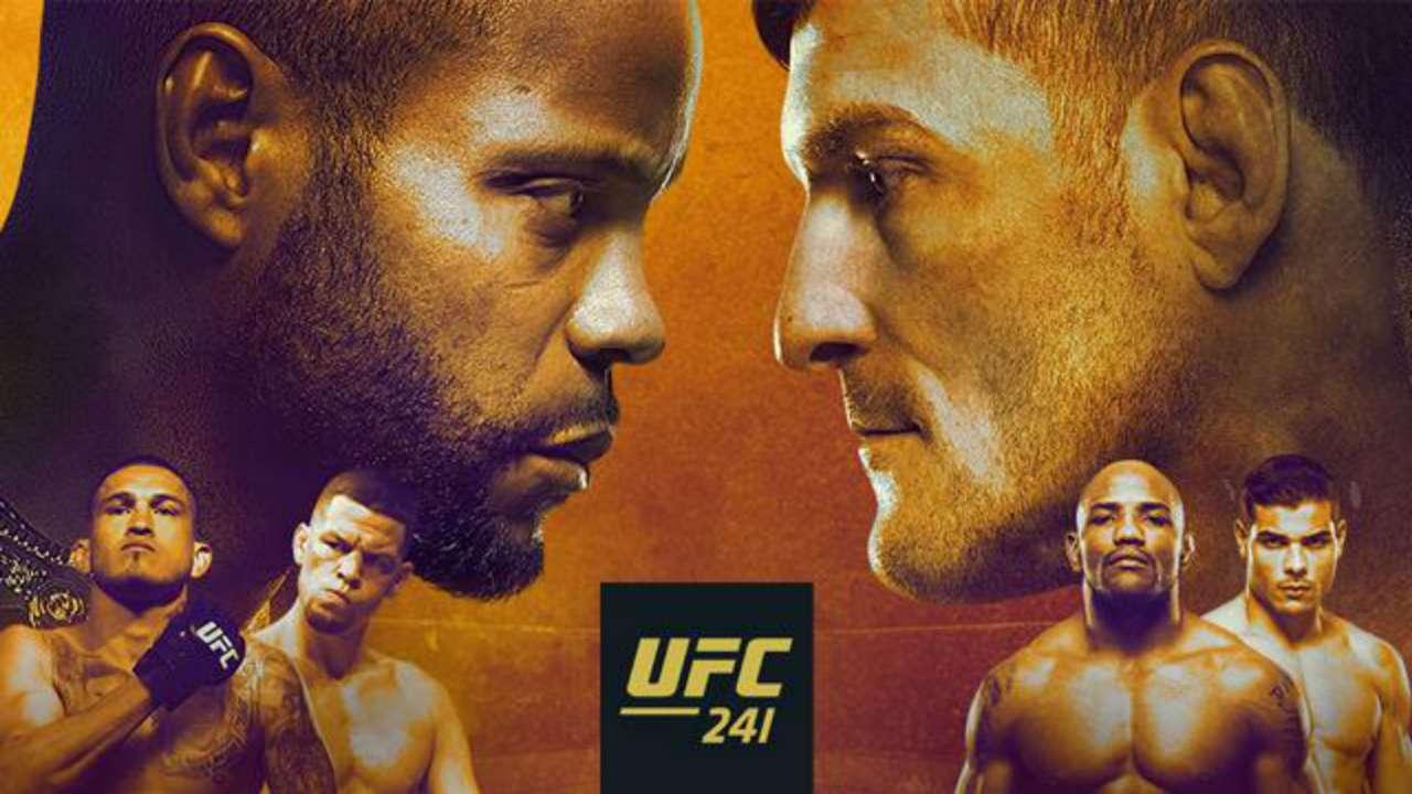 Cormier Miocic UFC 241