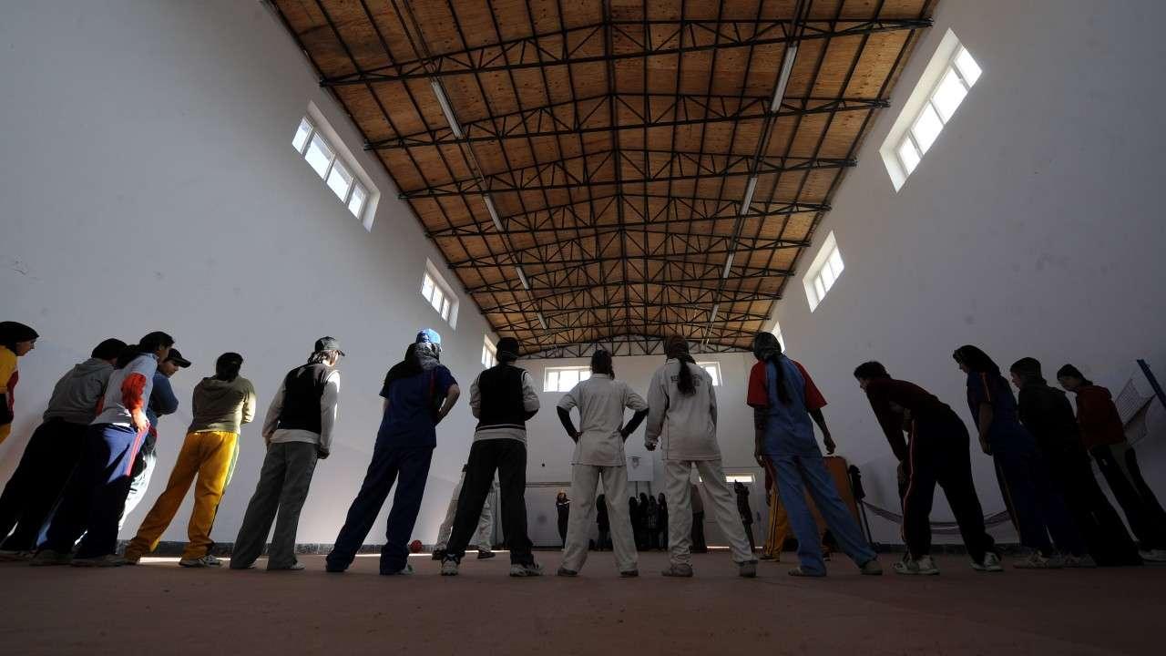 Afghanistan women cricket