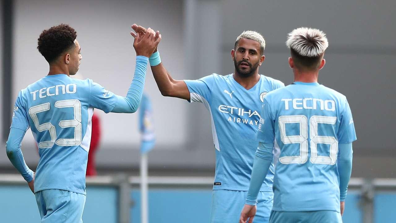 Manchester City 2021-22